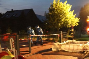 Gefahrstoffeinsatz Holzhausen 1