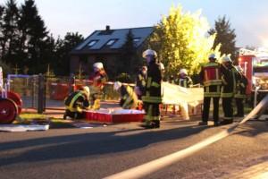 Gefahrstoffeinsatz Holzhausen 2